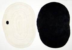 XXIe similitude, sérigraphie, 70 x 100 cm, 1999