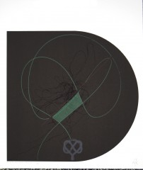 Finis… VI, sérigraphie, 60 x 50 cm, 2006