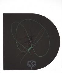 Finis… IV, sérigraphie, 60 x 50 cm, 2006