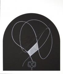 Finis… VII, sérigraphie, 60 x 50 cm, 2006