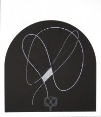 Finis… VIII, sérigraphie, 60 x 50 cm, 2006