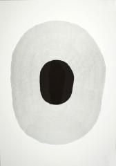 Les lignes, sérigraphie, 70 x 100 cm, 2000