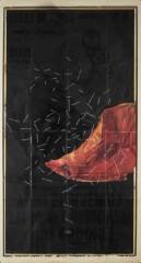 Tauride V, sérigraphie, 100 x 55 cm, 2005