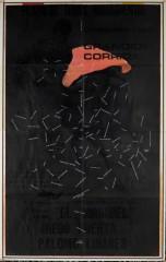 Tauride VIII, sérigraphie, 100 x 55 cm, 2008