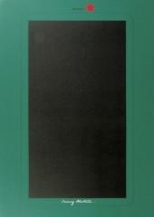 Trouvez Hortense, sérigraphie, 100 x 70 cm, 2000